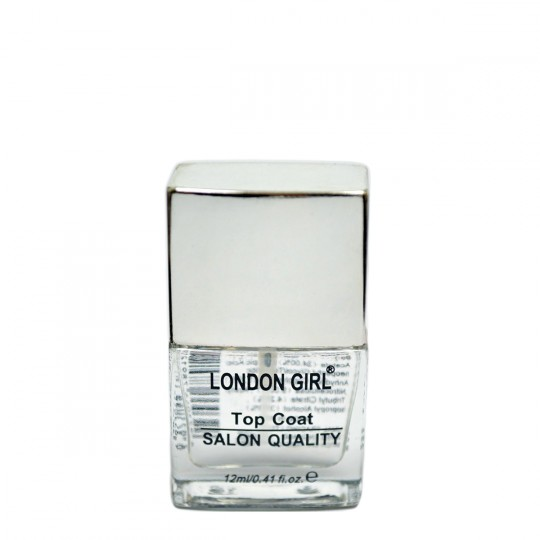 London Girl Nail Polish Top Coat