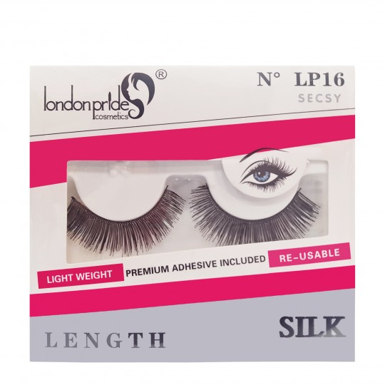 London Pride Silk Length Lashes