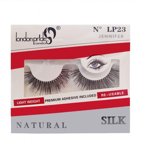 London Pride Silk Natural Eyelashes - LP23 Jennifer