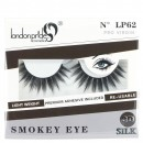 London Pride 3D Silk Smokey Eye Eyelashes - LP62 Pro Virgin