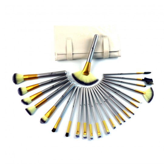 London Pride Top Model 24pcs Brush Set