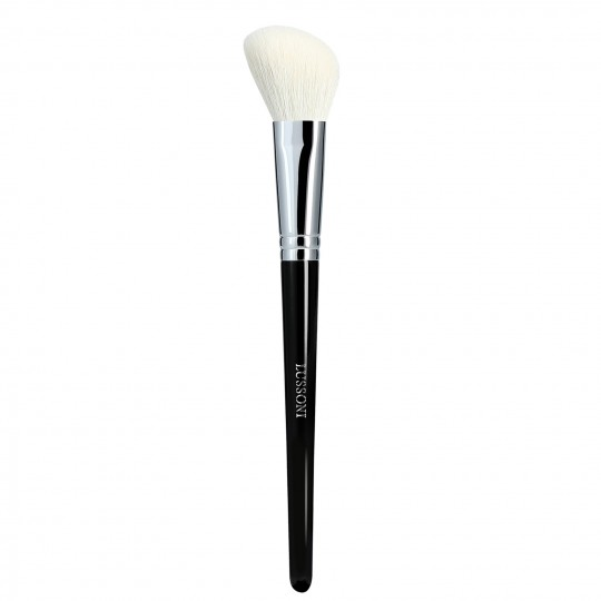 Lussoni PRO 306 Small Angled Blush Brush