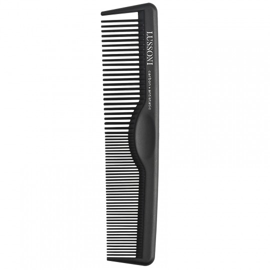 Lussoni Professional CC 100 Pocket Carbon Fibre Barber Comb
