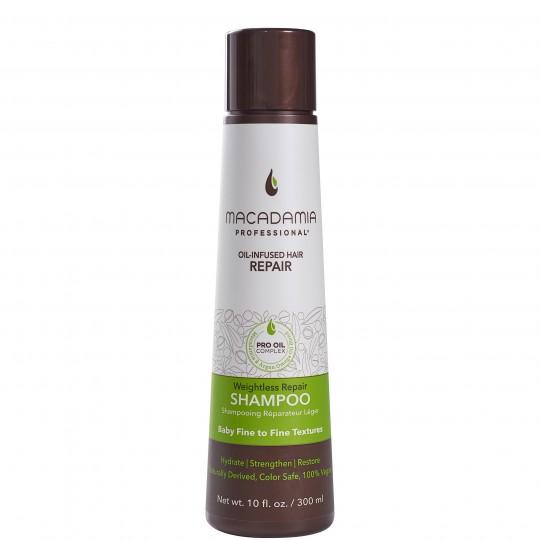 Macadamia Weightless Repair Shampoo (300ml)