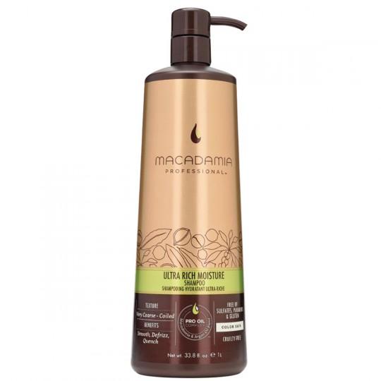 Macadamia Ultra Rich Moisture Shampoo 1000ml