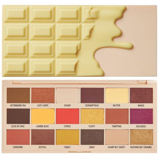 I Heart Revolution Lemon Drizzle Chocolate Eyeshadow Palette