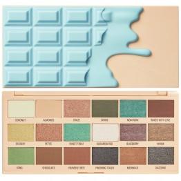 I Heart Revolution Macaroons Chocolate Eyeshadow Palette