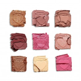 I Heart Revolution Fantasy Makeup Pigment Palette - Angel