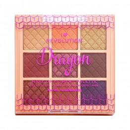 I Heart Revolution Fantasy Makeup Pigment Palette - Dragon
