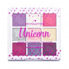 I Heart Revolution Fantasy Makeup Pigment Palette - Unicorn