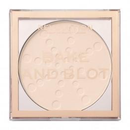 Makeup Revolution Bake & Blot Powder - Translucent
