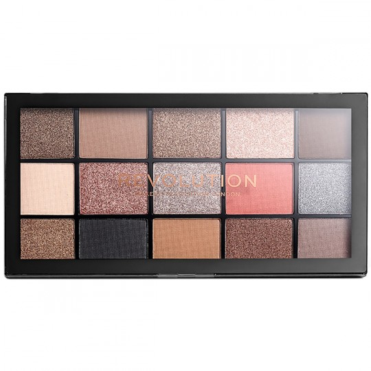 Makeup Revolution Reloaded Eyeshadow Palette - Hypnotic
