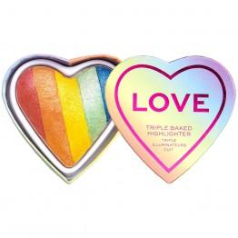 I Heart Revolution X Pride I Heart Love Highlighter