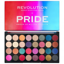 Makeup Revolution X Pride Proud Of My Life Shadow Palette