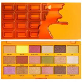 I Heart Revolution Honey Chocolate Eyeshadow Palette