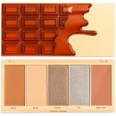 I Heart Revolution Waffle Chocolate Face Palette