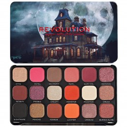 Makeup Revolution Forever Flawless Halloween Eyeshadow Palette - Haunted House