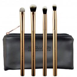 Makeup Revolution Ultra Metals Go Eye Contouring Brush Set