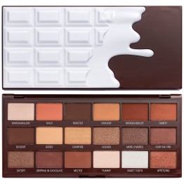 I Heart Revolution Smores Chocolate Eyeshadow Palette