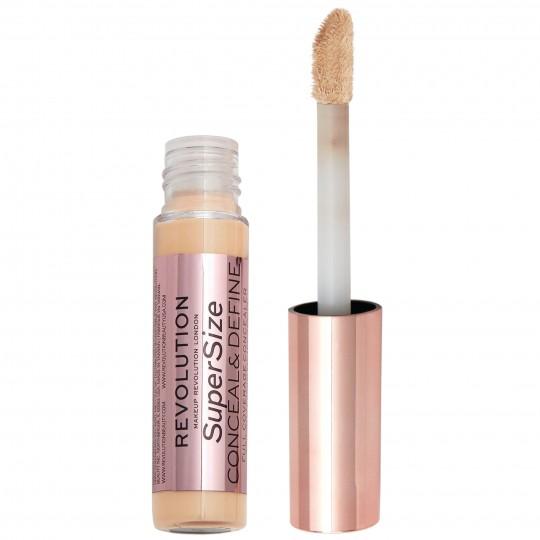 Makeup Revolution Conceal & Define Supersize Concealer - C8