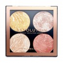 Makeup Revolution Highlighting and Bronzing Cheek Kit - Make It Count