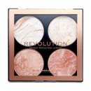 Makeup Revolution Highlighting and Bronzing Cheek Kit - Take A Breather