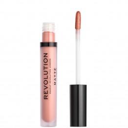 Makeup Revolution Matte Lip Liquid Lipstick - 102 Misbehaving
