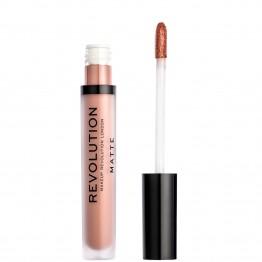 Makeup Revolution Matte Lip Liquid Lipstick - 120 Vow