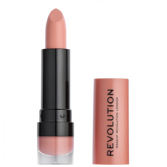 Makeup Revolution Matte Lipstick - 109 Featured