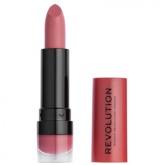 Makeup Revolution Matte Lipstick - 112 Ballerina