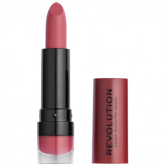 Makeup Revolution Matte Lipstick - 116 Dollhouse