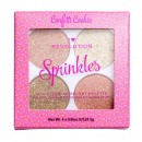 I Heart Revolution Sprinkles Blush & Highlight Palette - Confetti Cookie