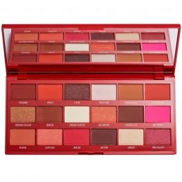 I Heart Revolution Red Velvet Chocolate Eyeshadow Palette