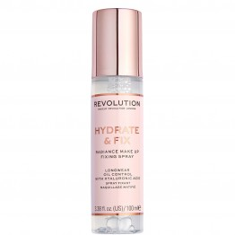 Makeup Revolution Hydrate & Fix Setting Spray