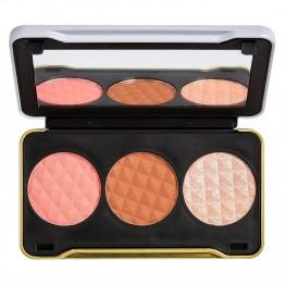 Makeup Revolution X Patricia Bright Face Palette - Summer Sunrise