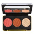 Makeup Revolution X Patricia Bright Face Palette - You Are Gold