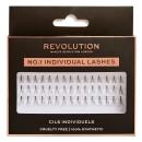 Makeup Revolution Individual Lashes - No.1