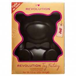 I Heart Revolution Teddy Bear Eyeshadow Palette - Jett