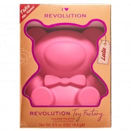 I Heart Revolution Teddy Bear Eyeshadow Palette - Lulu