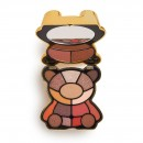 I Heart Revolution Teddy Bear Eyeshadow Palette - Honey