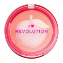 I Heart Revolution Fruity Blusher - Peach