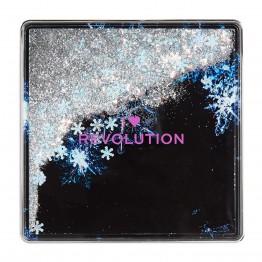 I Heart Revolution Snow Globe Eyeshadow Palette - Snowflake