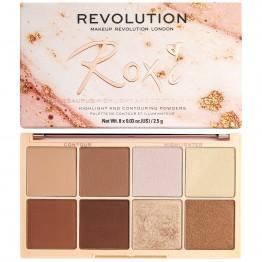 Makeup Revolution X Roxxsaurus Highlight & Contour Palette