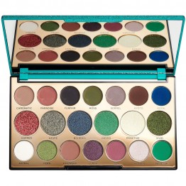 Makeup Revolution Precious Stone Eyeshadow Palette - Emerald