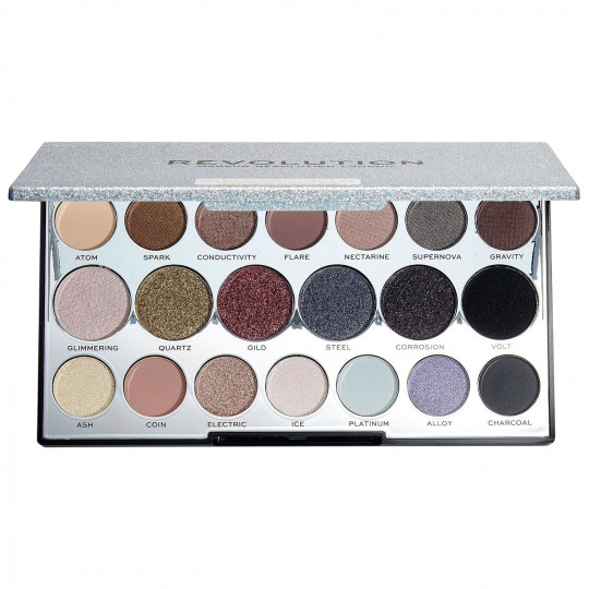 Makeup Revolution Precious Stone Eyeshadow Palette - Diamond