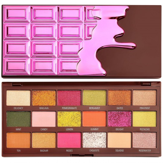 I Heart Revolution Turkish Delight Chocolate Eyeshadow Palette