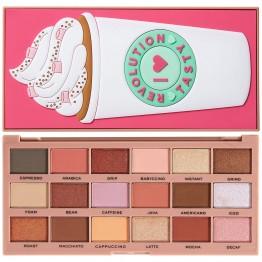 I Heart Revolution Tasty Eyeshadow Palette - Coffee