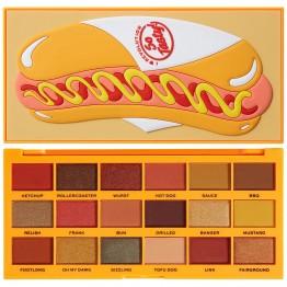 I Heart Revolution Tasty Eyeshadow Palette - Hot Dog