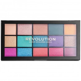 Makeup Revolution Reloaded Eyeshadow Palette - Jewelled