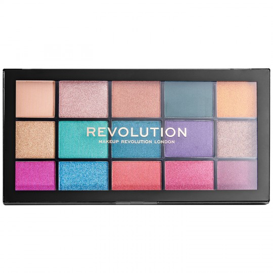 Makeup Revolution Reloaded Eyeshadow Palette - Jewelled